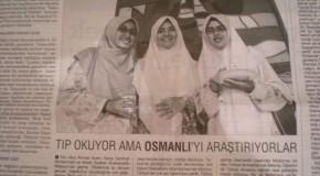 PKPIM Wakili Malaysia ke Himpunan Belia Antarabangsa kali ke- 6 di Istanbul, Turki