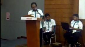 Sajak Titipan Kuala Tabal : MS Effendy