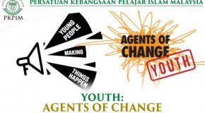 YOUTH: AGENTS OF CHANGE