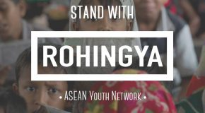 STAND WITH ROHINGYA