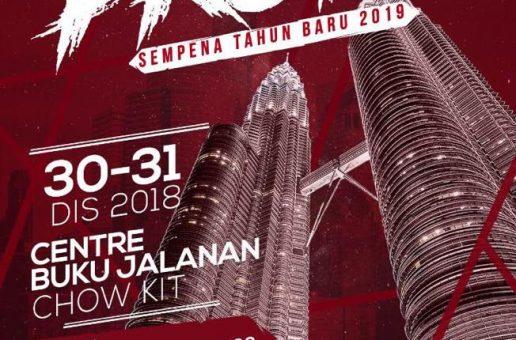 PROJEK TURUN PADANG (PROTA) SEMPENA TAHUN BARU 2019
