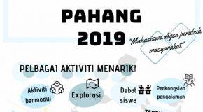PERKAMPUNGAN MENARA GADING PAHANG 2019