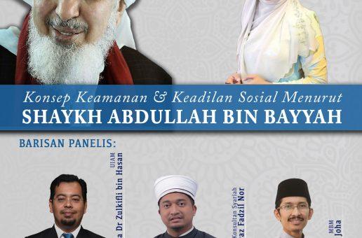 Forum Peradaban & Keamanan Sejagat IAIS