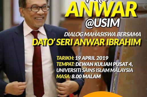 MEET ANWAR@USIM